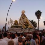 el día de la Virgen del Carmen es celebrado por toda la población