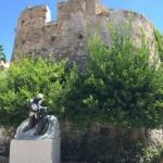 Restos de la historia de Estepona desde la antiguedad