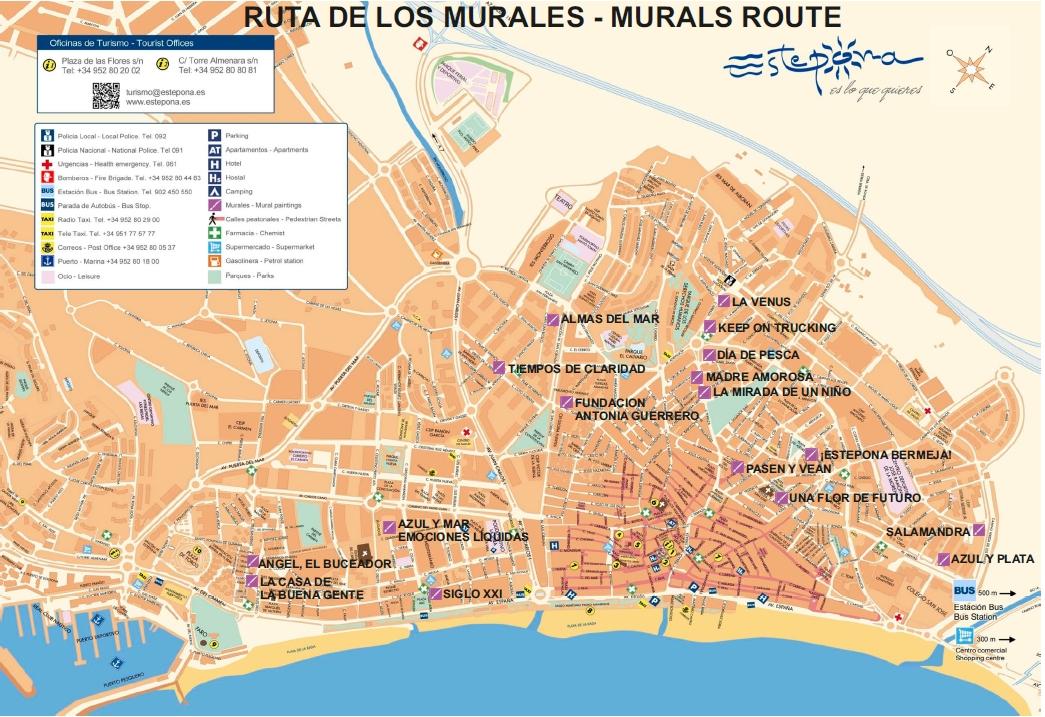 Categories Servicios Primera linea de playa en el centro de Estepona