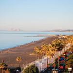 Vistas impresionantes de Gibraltar y África