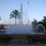 El agua siempre presente en Estepona
