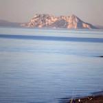 Gibraltar y el Norte de África desde el balcón de la habitación